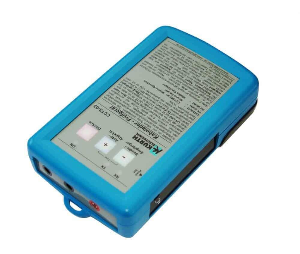 CCTS-03 Kabelader-Prüfgerät – Kurth Electronic