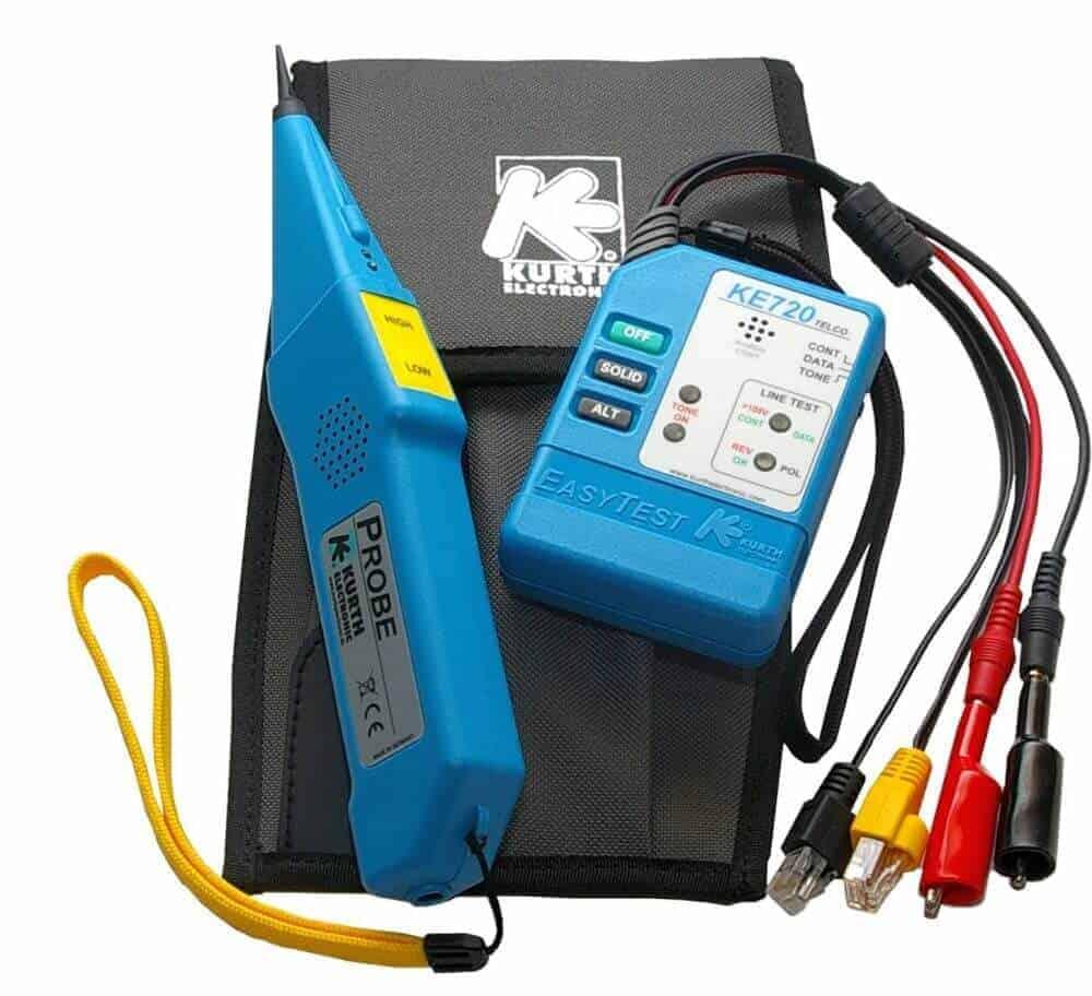 ke701 telco kit – kurth electronic