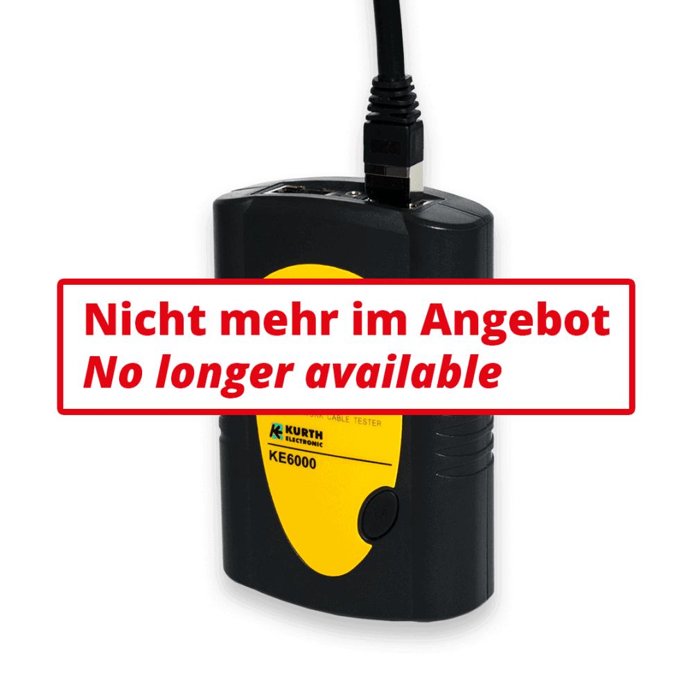 KE6000 Netzwerk-Kabeltester – Kurth Electronic