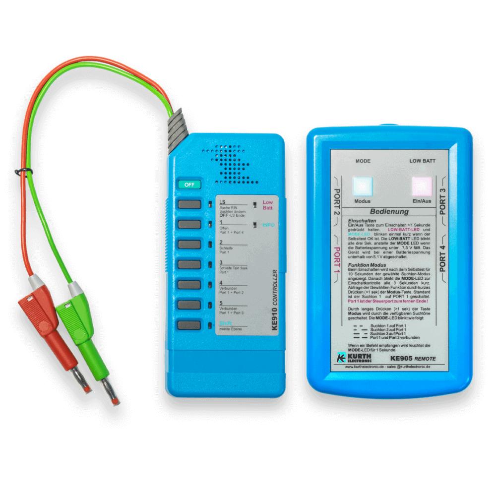 KE901 Loop Test Assistant – Kurth Electronic