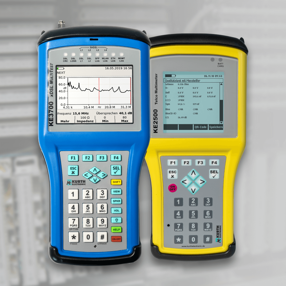 Cable Fault Meters