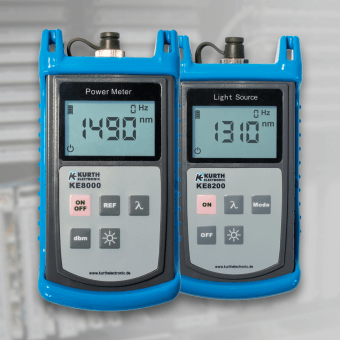Optical Power Meter & Light Sources