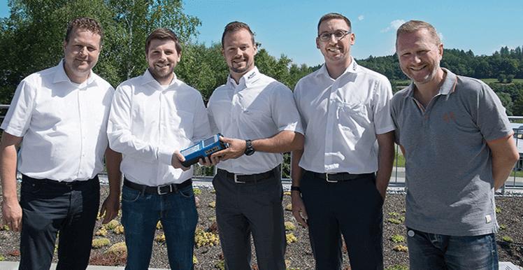 Technology partnership HFO-Kurth